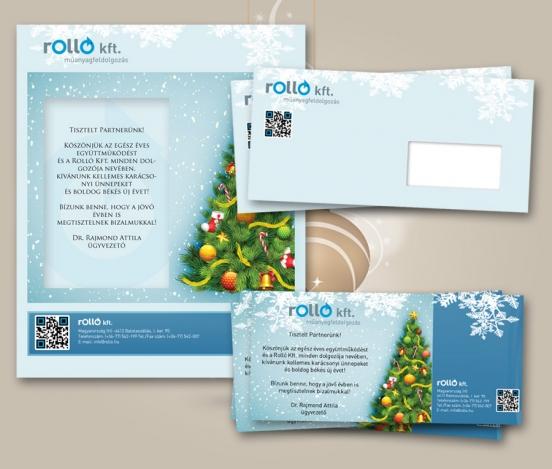 Rolló Kft karácsonyi csomag