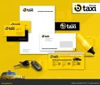 Böszi Taxi arculat