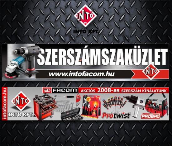 Intó Facom banner