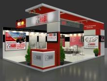 Habi Kft. kiállítási stand tervezés