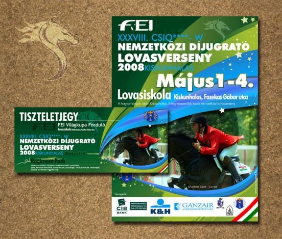 Világkupa 2008 plakat