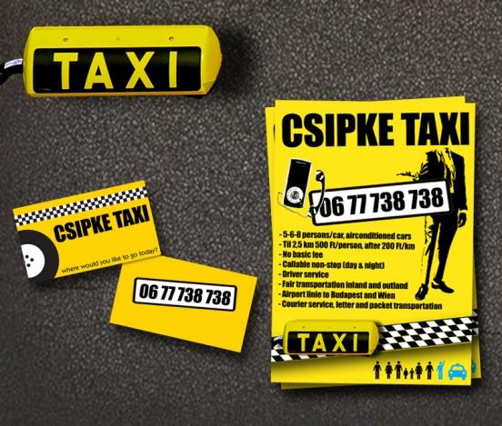 Csipke Taxi