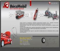 Bács Mobil Trade preweb