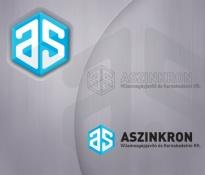 Aszinkron logo tervezés
